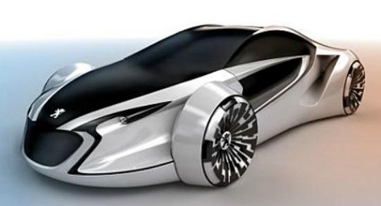Peugeot E-motion