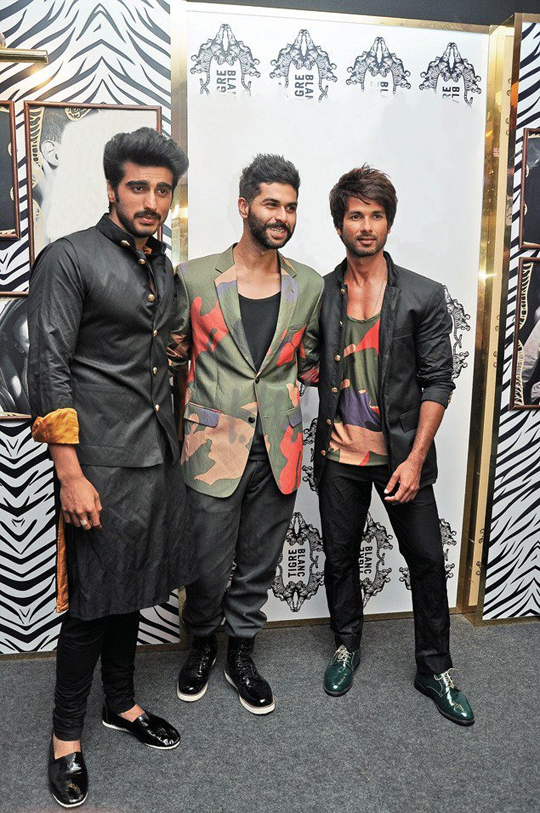 Arjun Kapoor and Shahid Kapoor