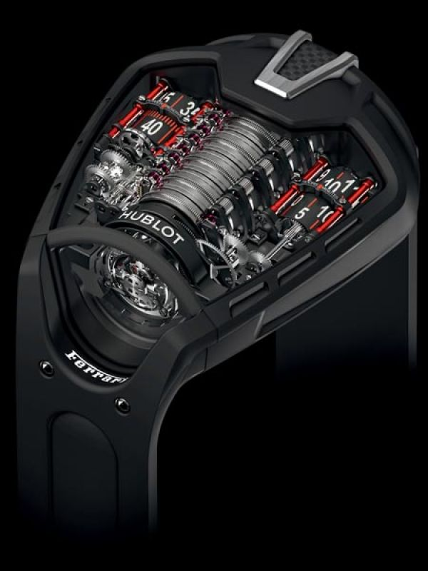 MP-05 LaFerrari, Hublot