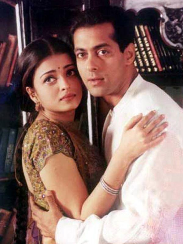 Salman Khan & Aishwarya Rai