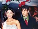 Akshay Kumar & Shilpa Shetty