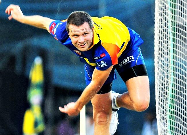 Dirk Nannes (Chennai Super Kings)