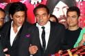 Shah Rukh Khan, Dharmendra, Aamir Khan