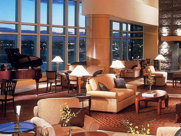 The Fairmont Vancouver Airport Hotel