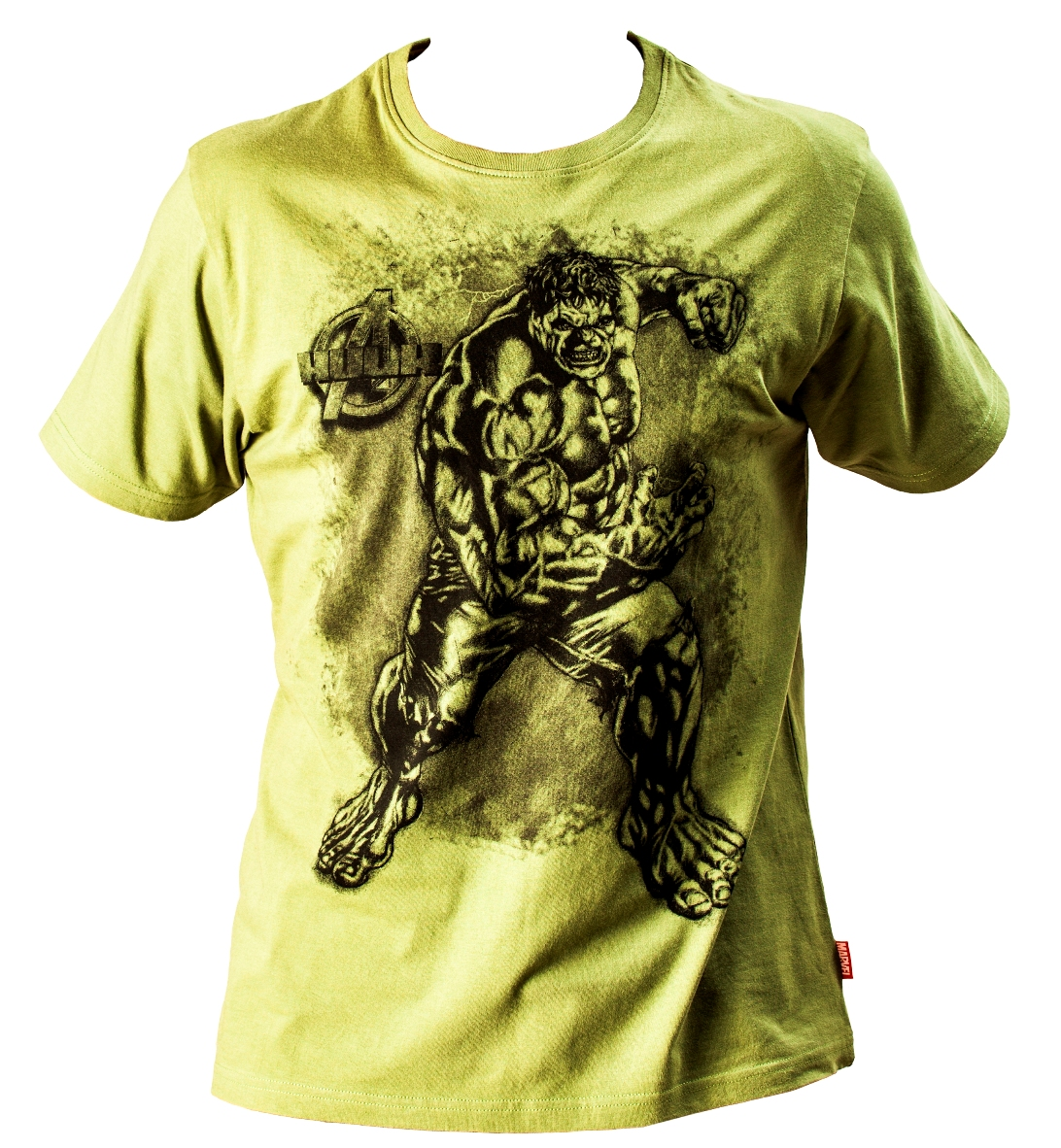Green Hulk T-shirt