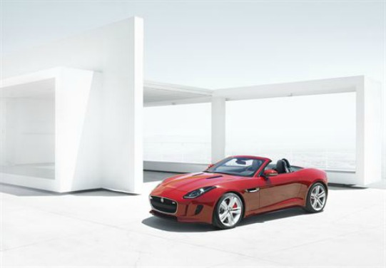 Jaguar F-Type: 2013 World Car Design of the Year