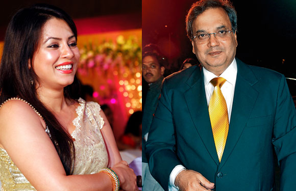 Mahima Chaudhry and Subhash Ghai