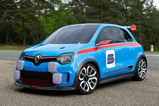 Renault Twin'Run Concept Car