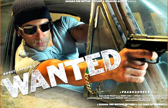 Salman Khan in Wanted