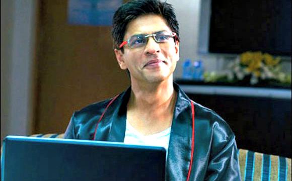 Shah Rukh Khan in Dulha Mil Gaya