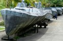 Submarines Used for Smuggling Drugs