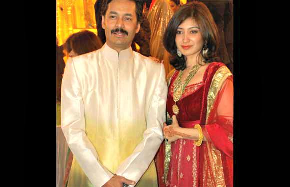 Sushanto Roy and Richa Ahuja