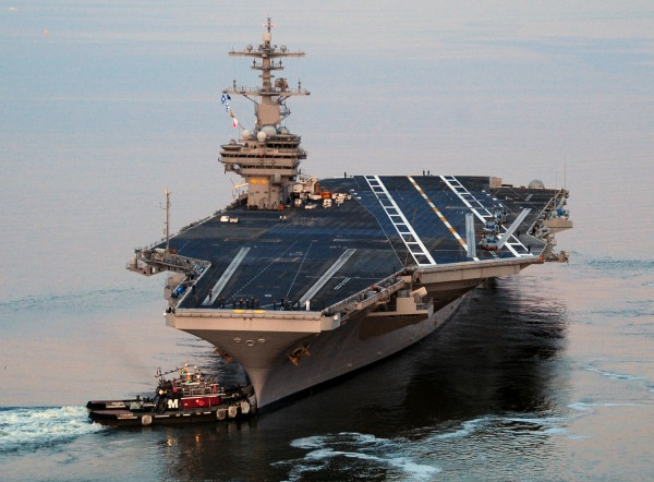 USS George HW Bush (CVN 77)