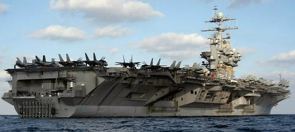 USS Harry S Truman (CVN 75)
