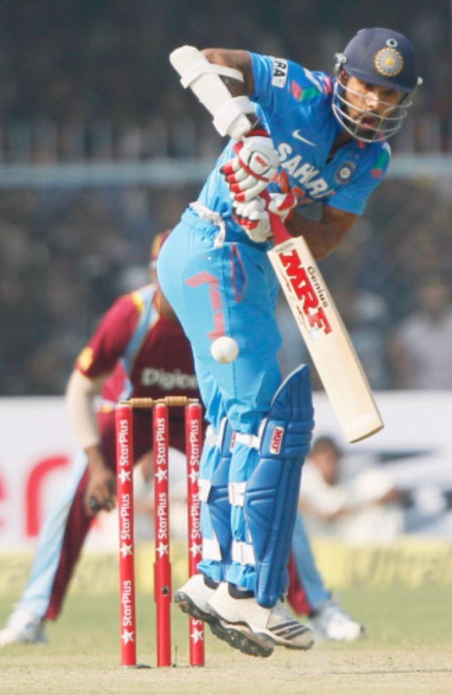 Shikhar Dhawan - Solid Start