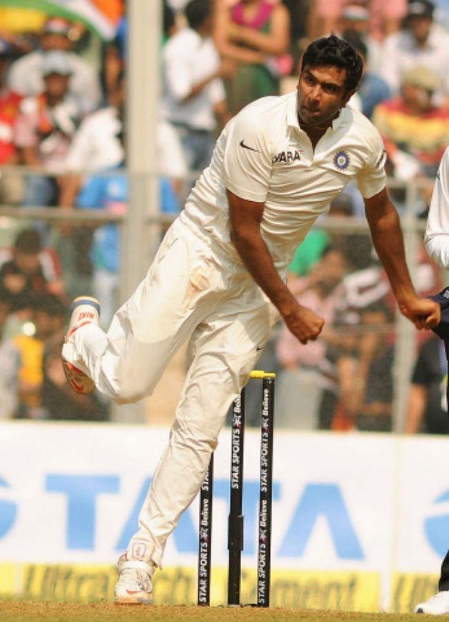 Ravichandran Ashwin - India