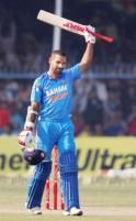 Dhawan Scored his 5th ODI Ton of 2013