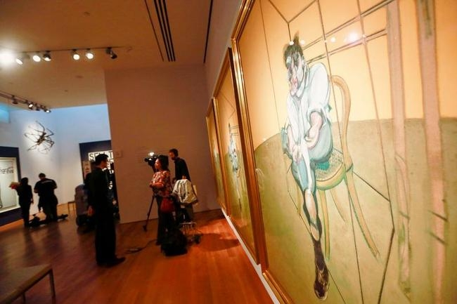 Bacon Painting Sells for Record-breaking $142.4 Million!