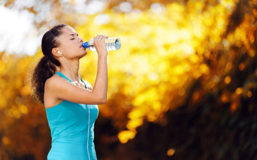 Way to Reduce Body Fat # 4: Drink lots of water