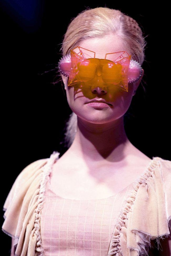 3D Print Fashion Show in Paris