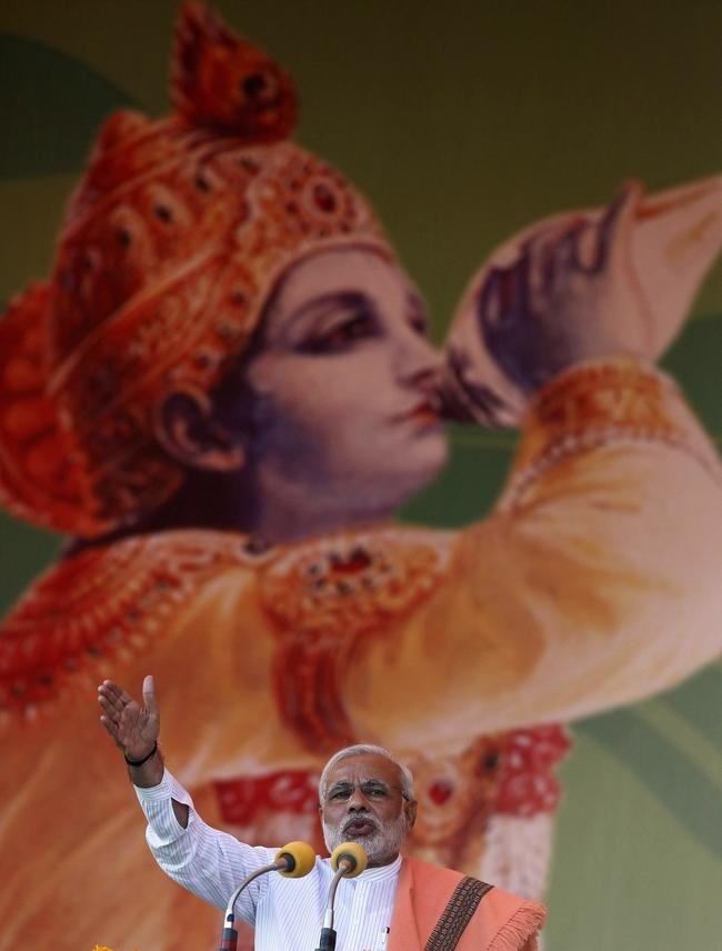 Hindu nationalist Modi, prime ministerial candidate for India