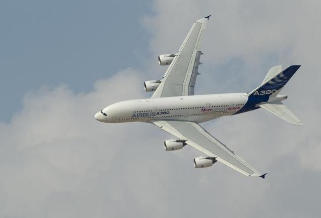 Dubai Airshow 2013