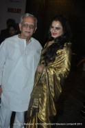 Rekha and Gulzar