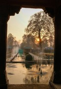 Autumn Scenes In Kashmir