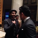 Ranveer Singh and Imran Khan in a candid chat