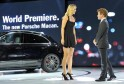 Maria Sharapova at Los Angeles Auto Show