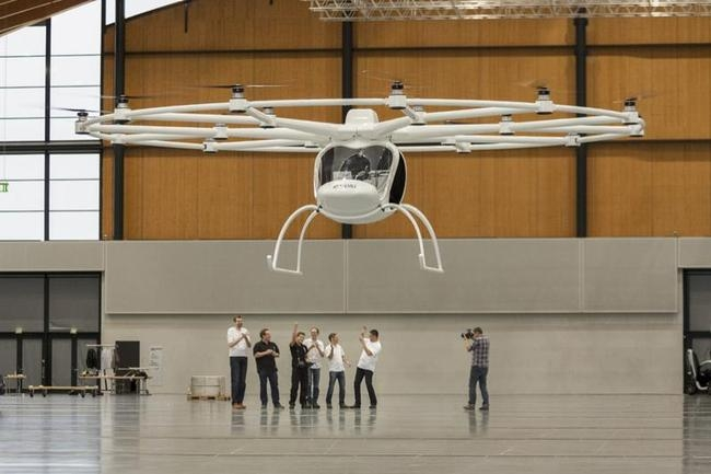 Emission-Free, Noiseless Copter