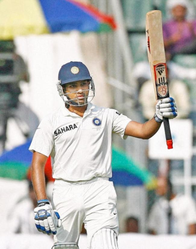Rohit Sharma - The Middle-Order Batsman who is in the form of his life