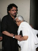 Sanjay Leela Bhansali and Leela Bhansali