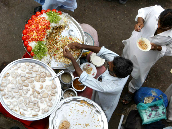 Street Food in Pakistan