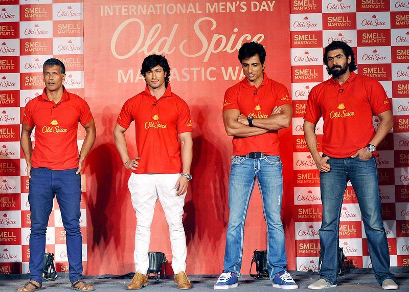 Milind Soman, Vidyut Jamwal, Sonu Sood, Rana Daggubati
