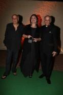 Mahesh Bhatt, Pooja Bhatt, Mukesh Bhatt