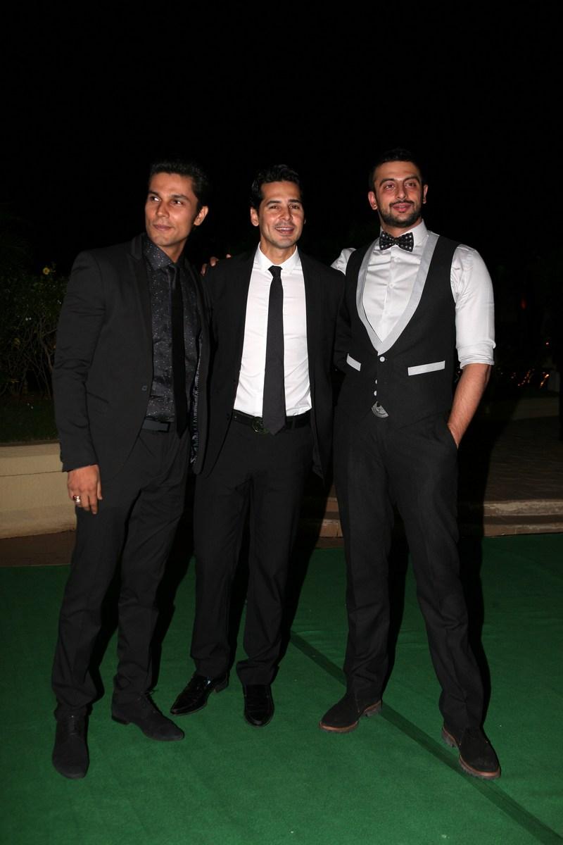 Randeep Hooda, Dino Morea, Arunoday Singh