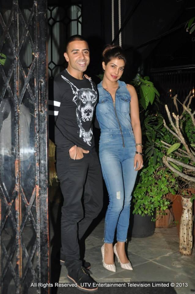 Priyanka Chopra and Jay Sean