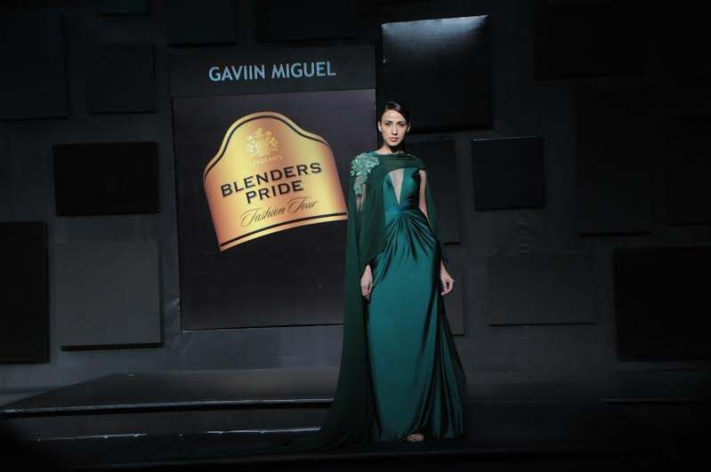Gaviin Miguel gave it up for the woman in his collection 'Warriors of Heaven on Earth'.