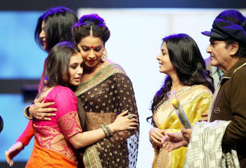 Bipasha Basu and Rani Mukerji