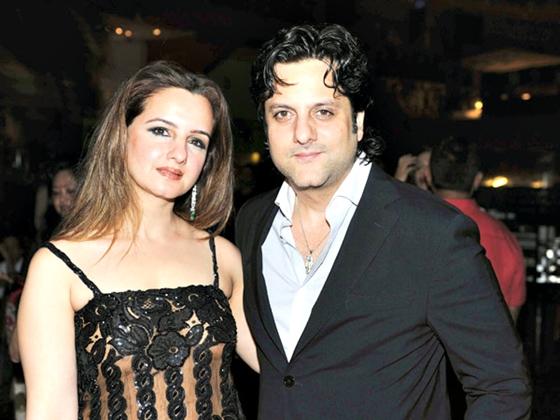 Fardeen & Laila Khan
