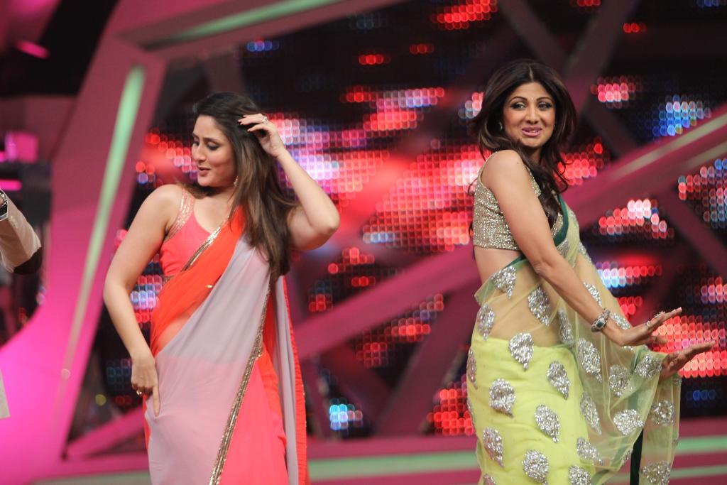 Kareena Kapoor and Shilpa Shetty