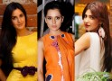 Shruti Haasan, Kangana Ranaut and Katrina Kaif