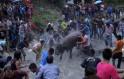 Nepalese bystanders