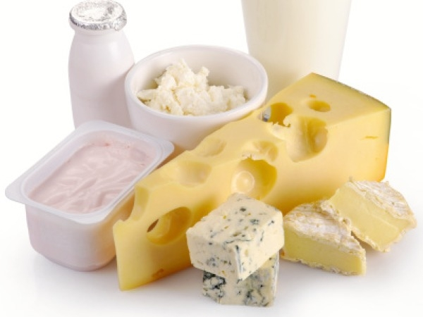 Ten Commandments for Health and Strong Teeth # 10: Increase calcium-rich products