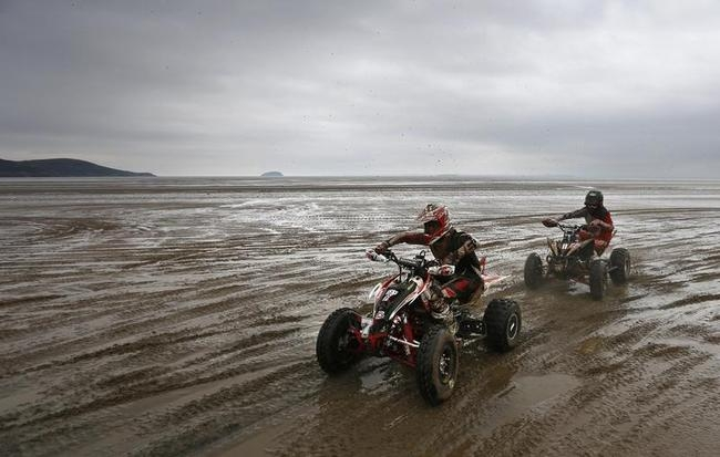 RHL Weston Beach Race
