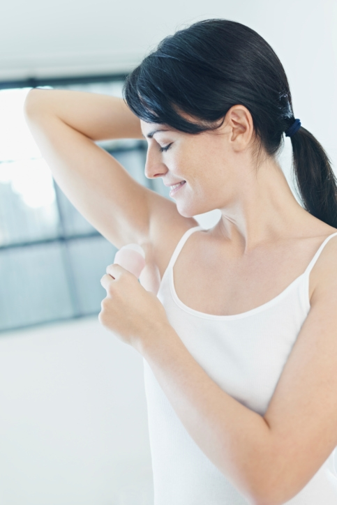 Myth of Breast Cancer # 6: Antiperspirants and deodorants can cause breast cancer