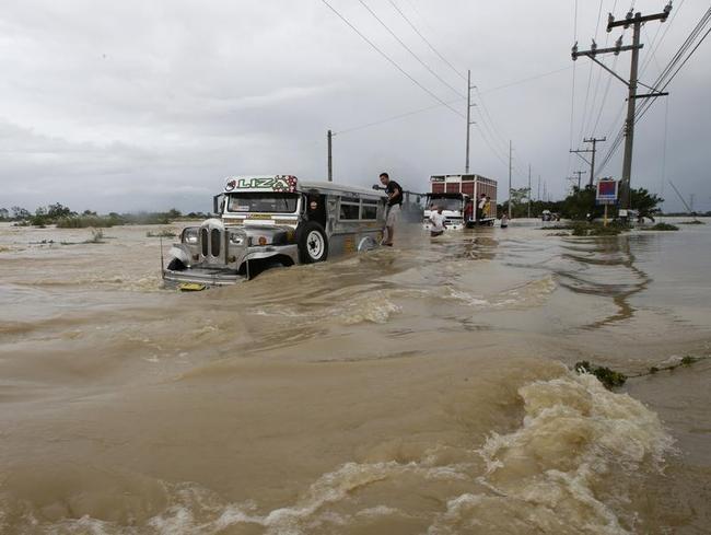 Typhoon Nari