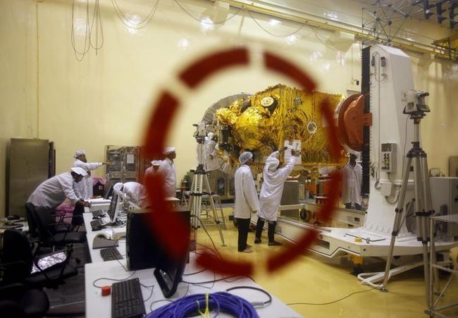 India's Mars Orbiter Mission