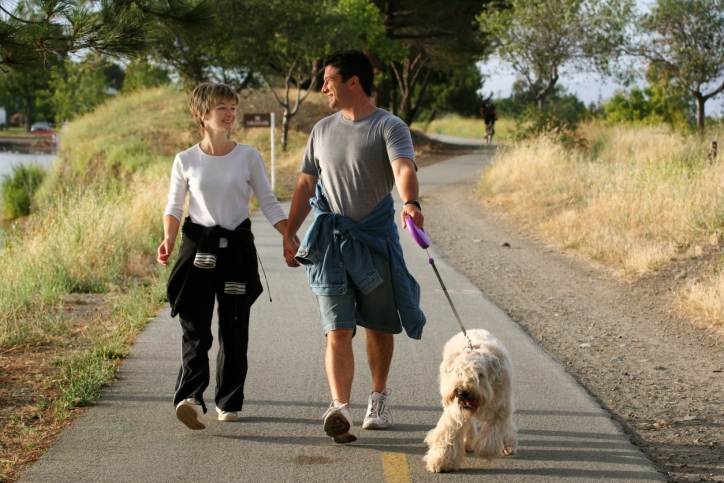 Best Way to Pamper Yourself This Weekend # 16: Go for a walk